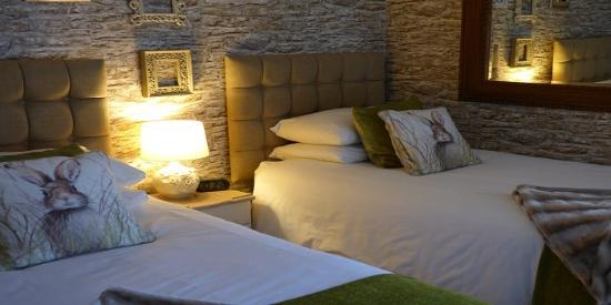 Rockstone Cottage: Twin room
