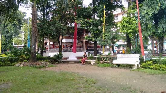 Phuntsholing, Μπουτάν: Zangto Pelri Lhakhang