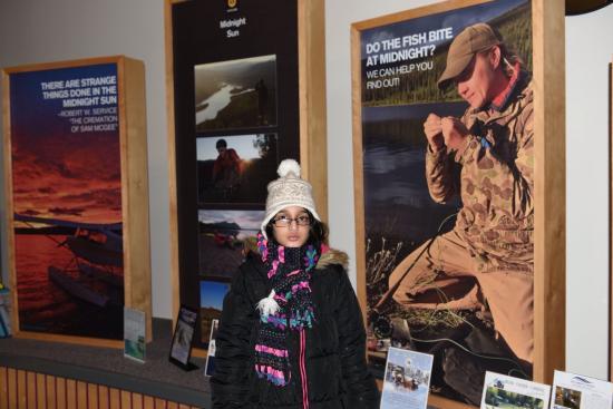 Yukon Visitor Information Centre: photo8.jpg