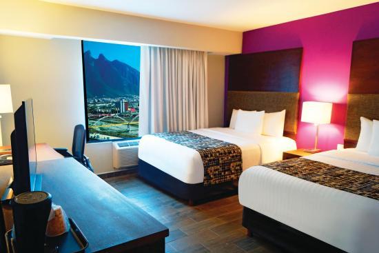 LQ Hotel by La Quinta Monterrey Centro : Guest Room
