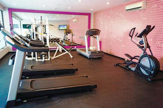 LQ Hotel by La Quinta Monterrey Centro : Fitness Center