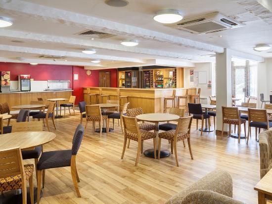 Travelodge Hastings: Bar Cafe