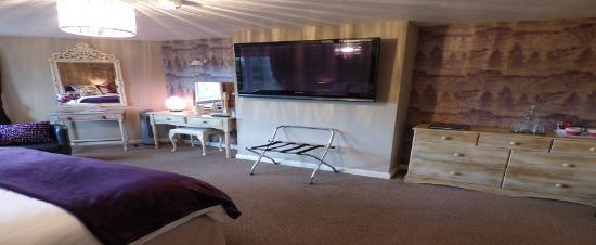 Rockstone Cottage: Premier Super King Room