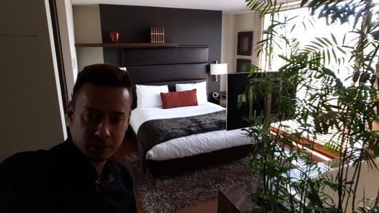 Hotel Cabrera Imperial La Habitación Cuenta Con Hidromasaje