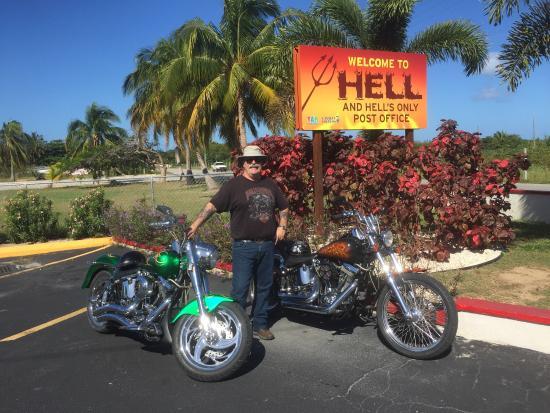 Grand Cayman Island Harley Davidson