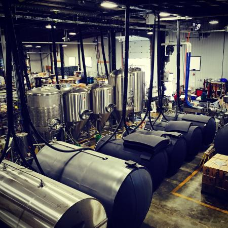 Tuckerman Brewing Company