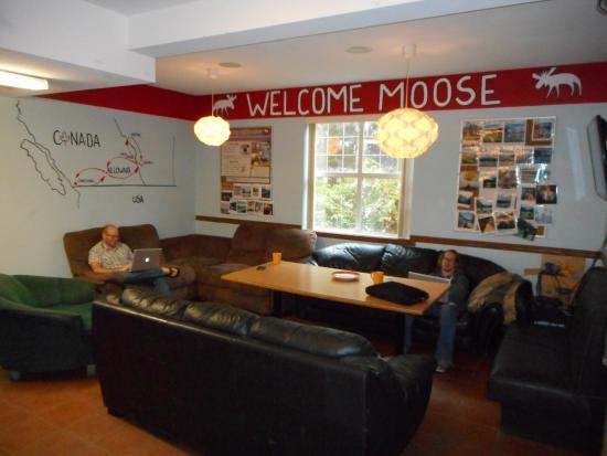 SameSun Backpacker Lodges - Kelowna: Moose Corner