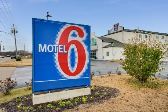 Motel 6 Montgomery Airport - Hope Hull: Exterior