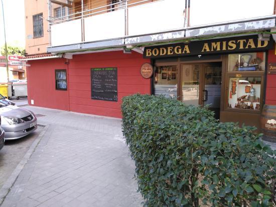 imagen Bodega Amistad en Madrid