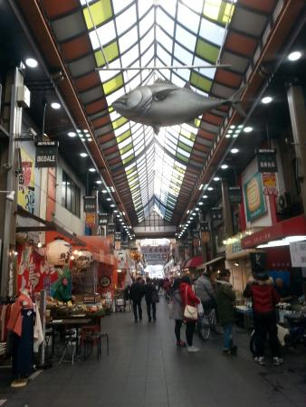 Kuromon Market: 20160225_121818_large.jpg