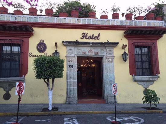 Hotel Oaxaca Real Photo