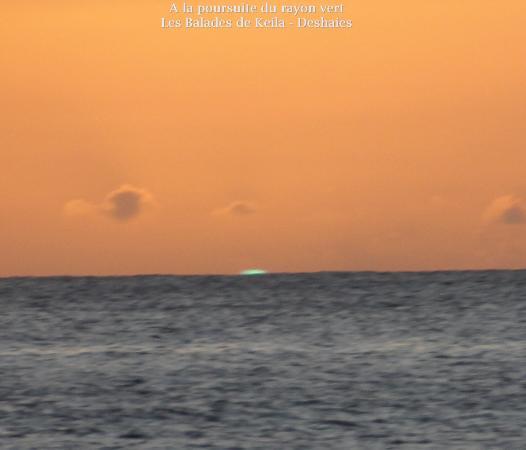 Les Balades de Keila : RAYON VERT Keila balade bateau guadeloupe deshaies