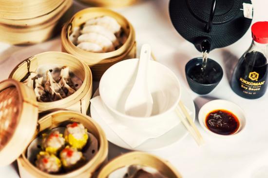 Mr Lau's Dim Sum Bar + Restaurant: Dim Sum