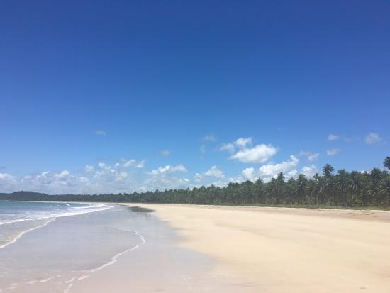 Barra do Camaragibe Beach