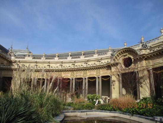 Pour les restos du coeur fotograf a de cafe le jardin du for Cafe le jardin du petit palais