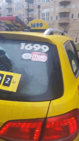 taxi 020 fast pris arlanda