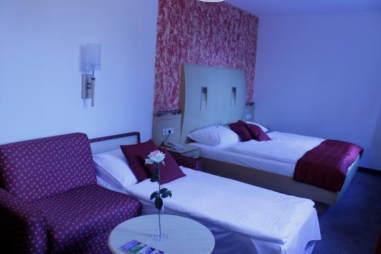 Strandhotel alte donau bewertungen fotos for My indigo wien