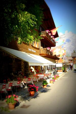 Restaurant La Grotte Mürren