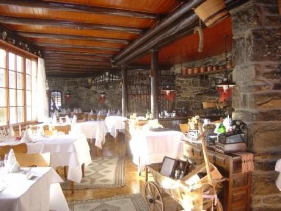 Restaurant La Grotte Mürren: Restaurant La Grotte, Mürren, Schilthorn