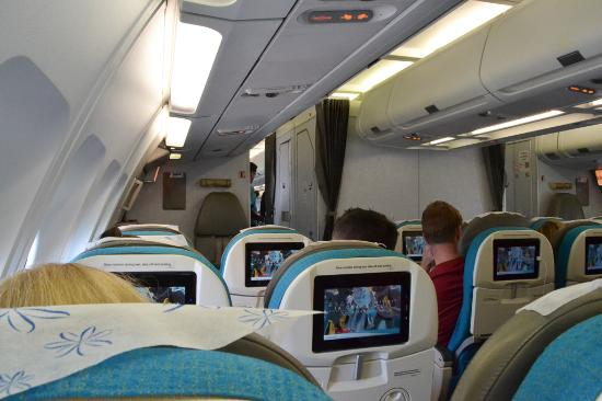 air tahiti nui flights and reviews with photos tripadvisor rh tripadvisor com