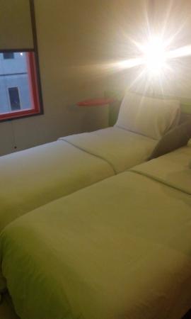 POP! Hotel Kuta Beach: Camas muy cómodas