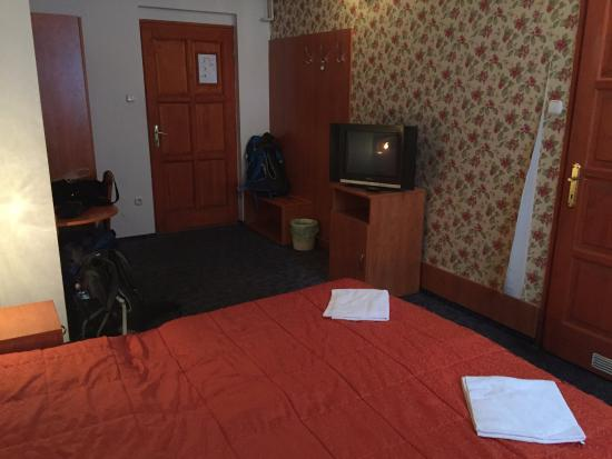 Central Green Hotel: Room