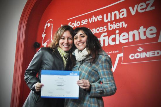 Spanish Certification - Coined Santiago - Picture of COINED Spanish ...
