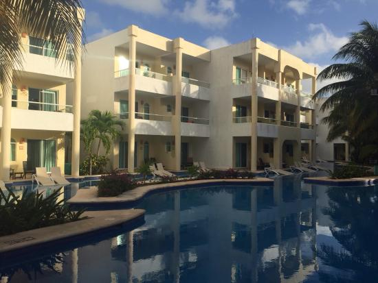 beautiful resort and lovely beaches here in the mayan picture of rh tripadvisor com