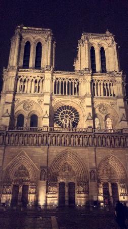 Restaurant Jardin Notre Dame - Picture of Restaurant Jardin Notre Dame, Paris - Tripadvisor