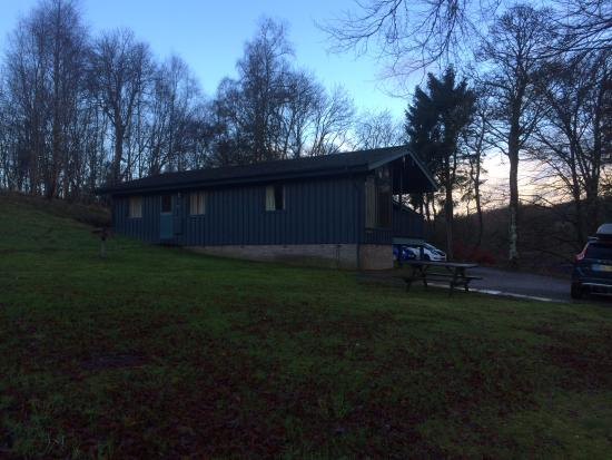 Loch Monzievaird Self Catering Lodges: Lodge