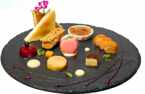 Le Saint-Amour : Foie gras