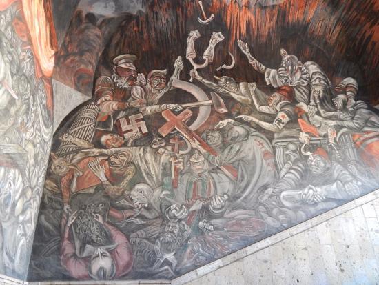 Murais picture of palacio de gobierno guadalajara for El mural guadalajara