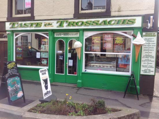 Taste of the Trossachs Cafe