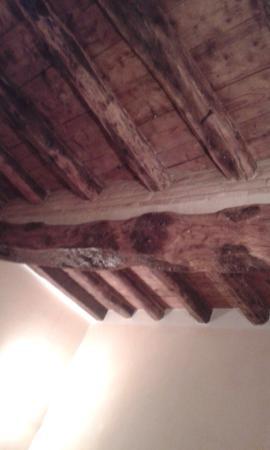 La Torretta Cheap & Chic : bellissimo soffitto