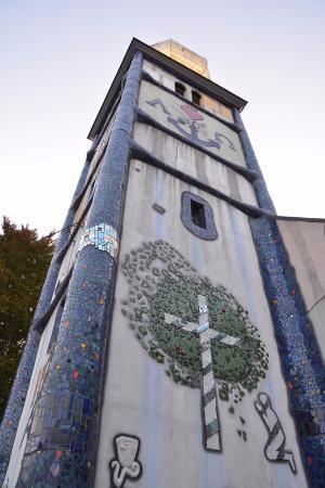 Baernbach, Österreich: Колокольня