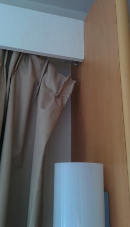 Ibis Mendoza: cortina