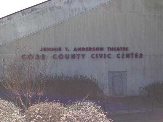 Marietta, GA: Jeannie Anderson Theatre @ Civic Center