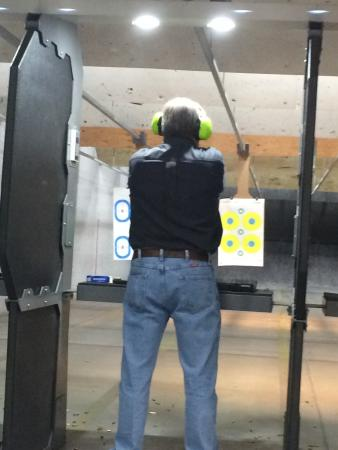 Dead Center Indoor Range