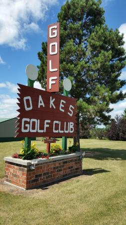 Oakes Golf Club in Oakes, ND