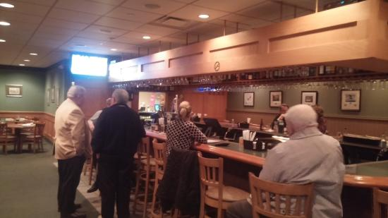 Lutherville, MD: at Bar