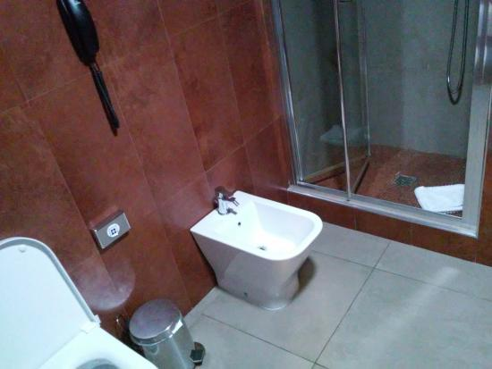 Residenza Fiorentina: bathroom