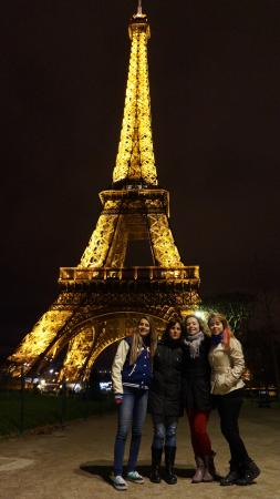 Comedie Tour Eiffel