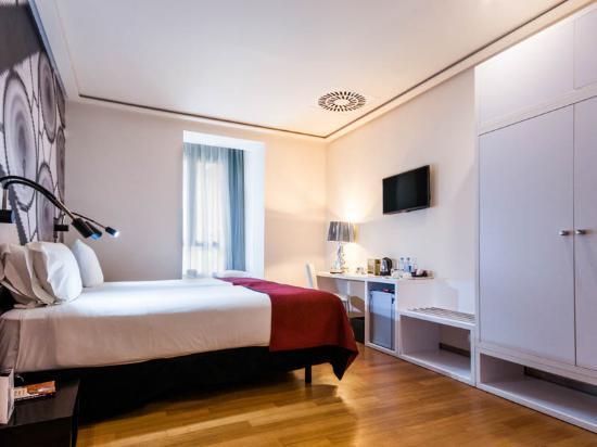 Eurostars bcn design barcelona catalonia hotel for Design hotel barcelona