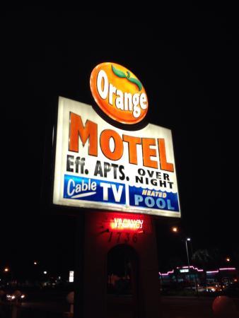 Orange Motel: Classic