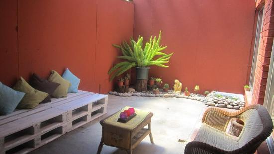 Hostal gran reserva desde isla de maipo chile - Jardin zen pequeno ...