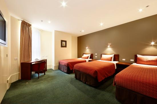 Ibis Styles Melbourne, The Victoria Hotel