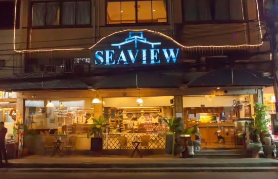 Seaview Sriracha Hotel
