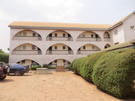 Hotel Le Mfandena