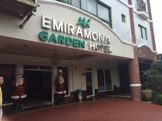 Emiramona Garden Hotel Foto