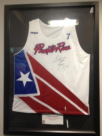 Museo del Deporte de Puerto Rico: .Shirt